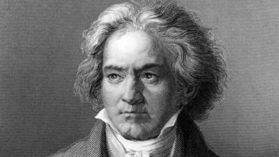 Beethoven Kloeber portrait