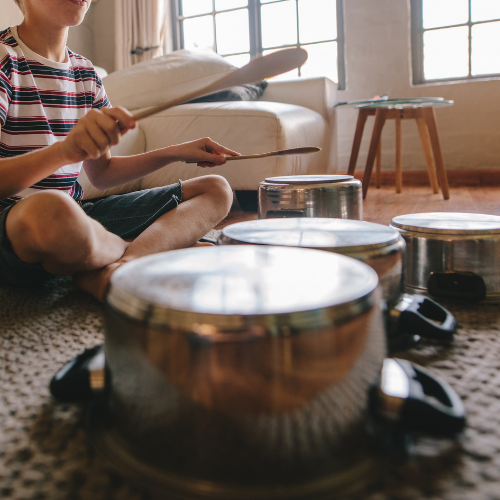 Community Drumming