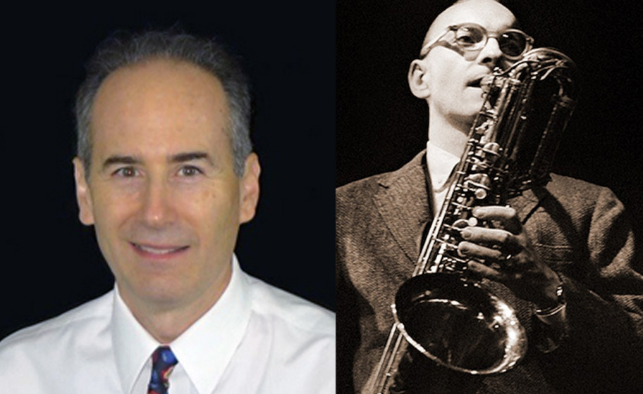 Jazz Historian Gary Carner and Saxophonist Pepper Adams