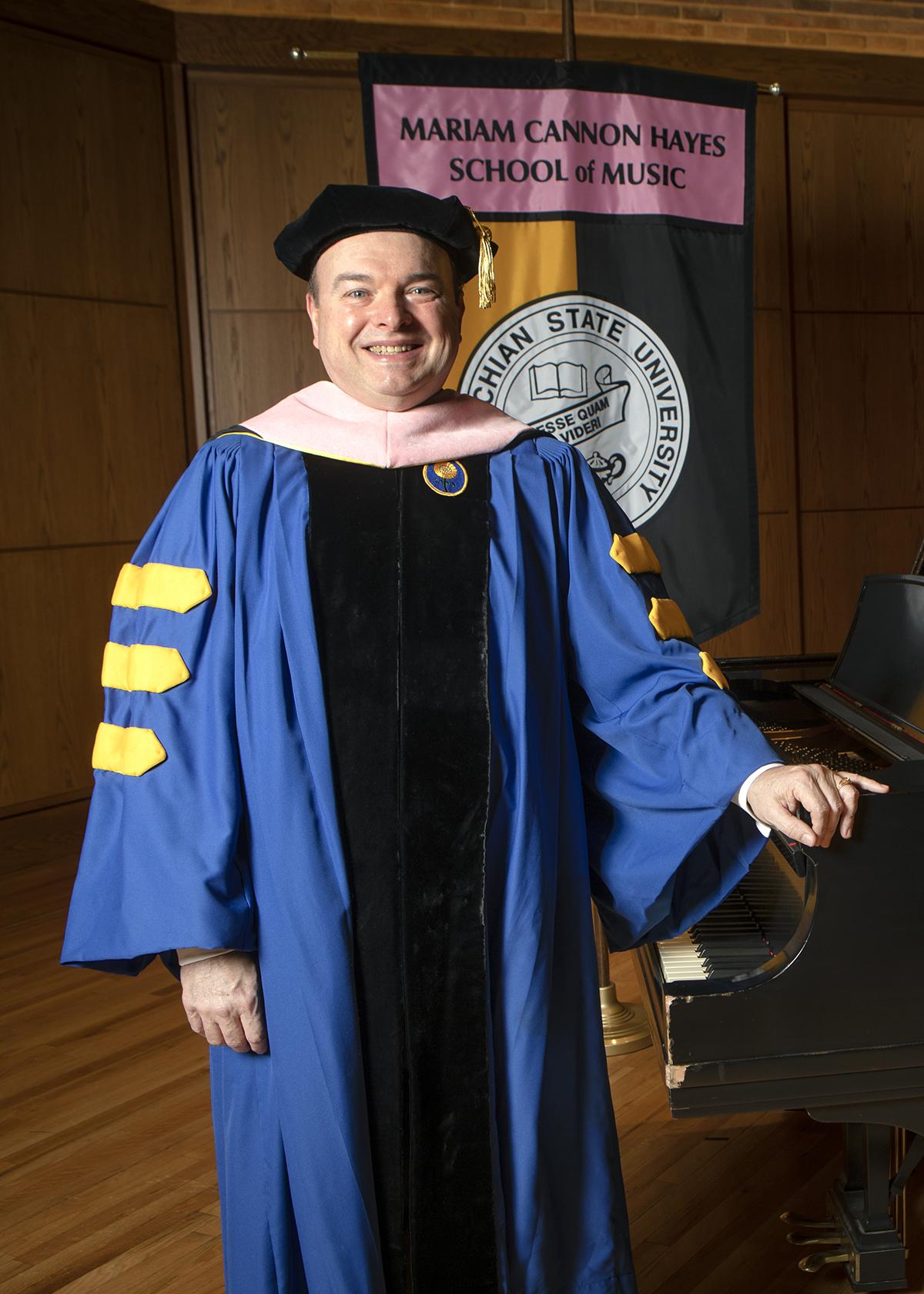 Dr. James Douthit, Dean