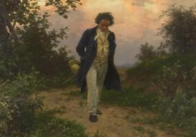 Schmid Beethoven portrait
