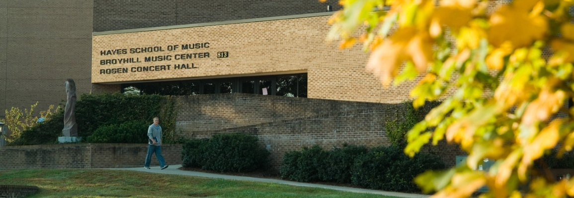 Broyhill Music Center
