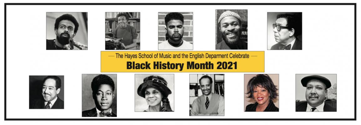 HSoM Celebrates Black History Month 2021, Poets