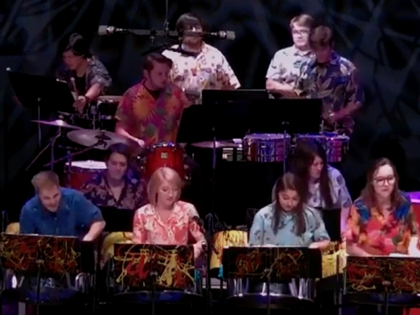 Steely Pan Steel Band