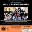 Appalachian Youth Chorale flyer