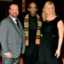 Darren and Susanne Dailey with Dr. Tony McNeill