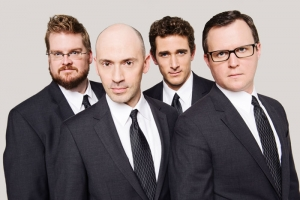 Craig Phillips with New York Polyphony