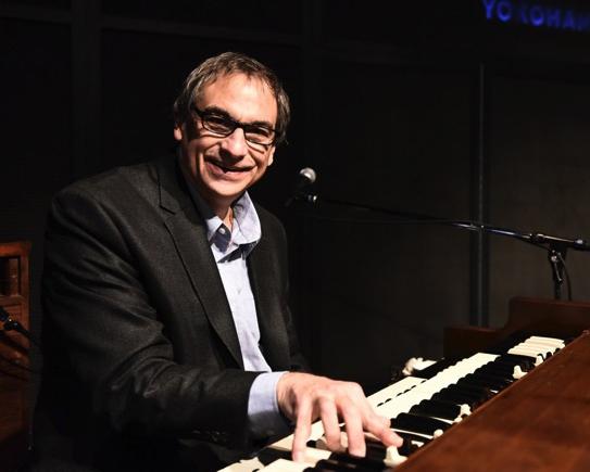 Tony Monaco, organist
