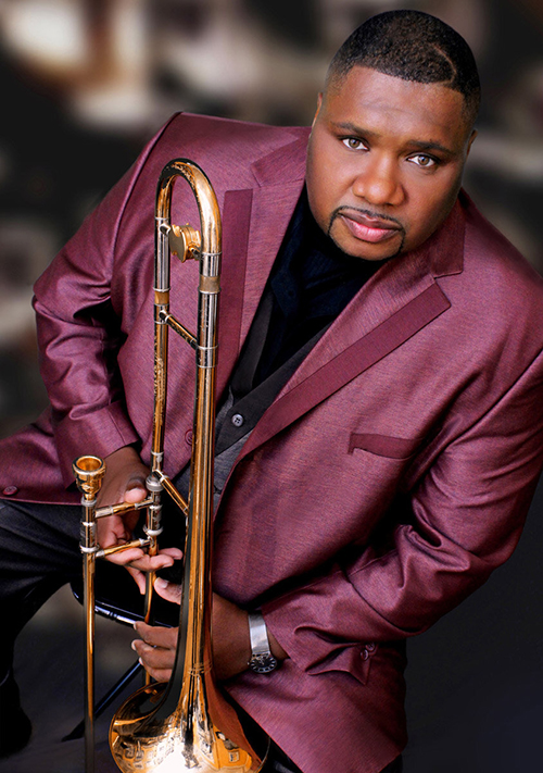 Wycliffe Gordon, trombone