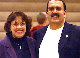 Bob and Pam Phillips