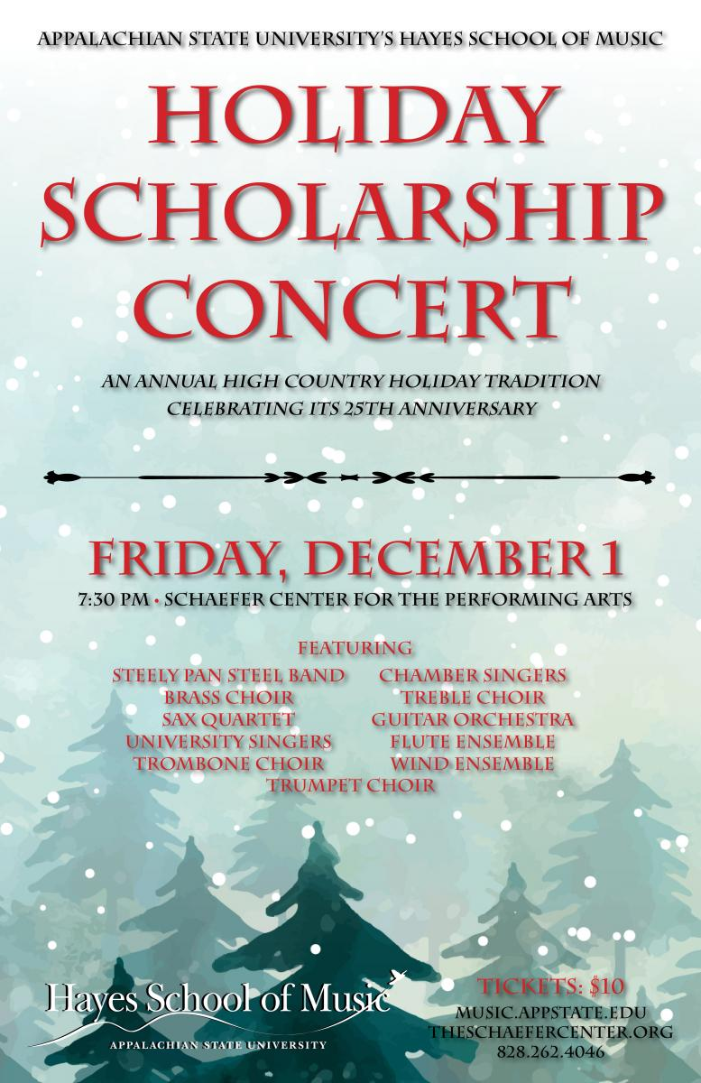 Holiday Scholarship Concert