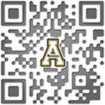 Scan this code to give $10 to Appalachian State University