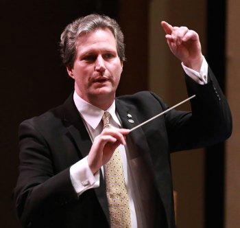 Music Education alumnus Phillip Riggs