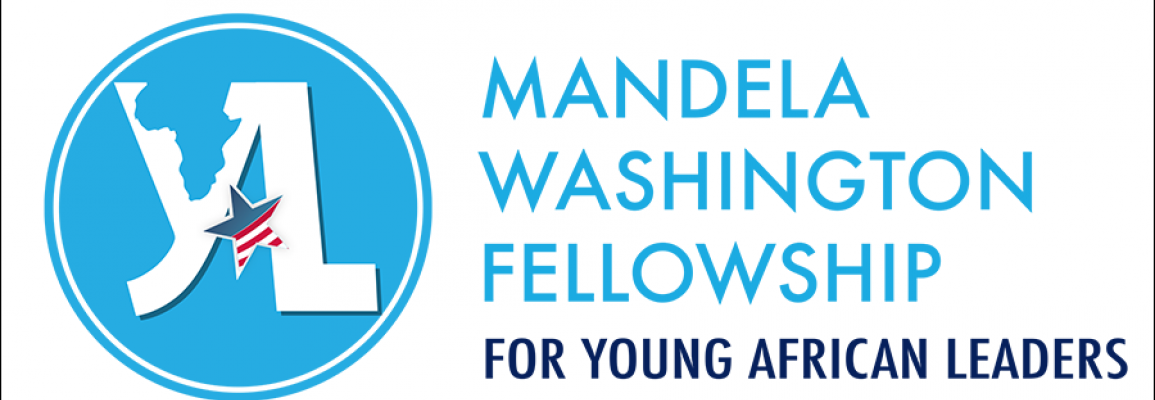 The Mandela Washington Fellowship for Young African Leaders logo. U.S. Department of State image