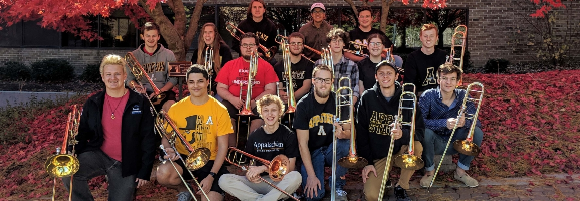 Trombone Choir