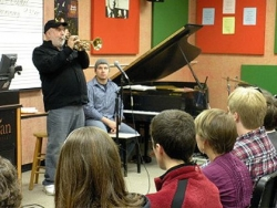 Randy Brecker Workshop 2011