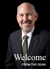 welcome from the dean